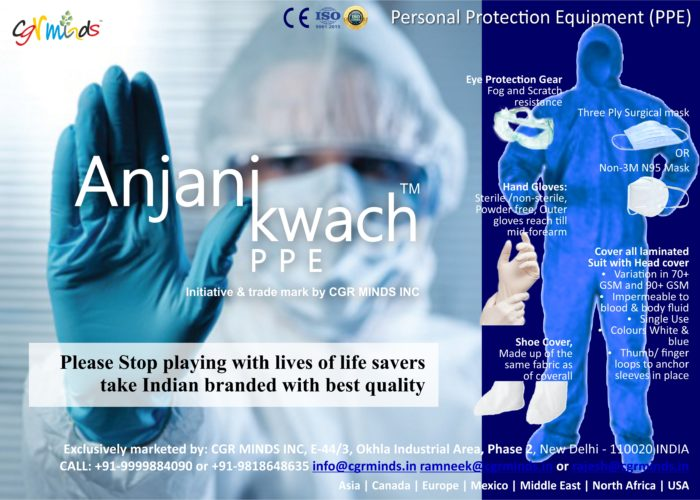 AnjaniKwach PPE Kit