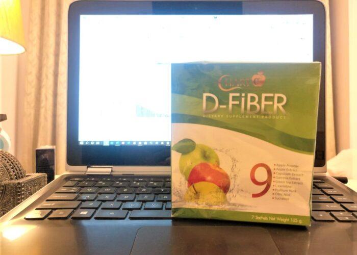 CHART 9 D-FIBER 3